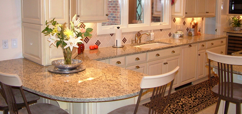 Genial Amber_Yello_P1 · Granite Countertops Seattle