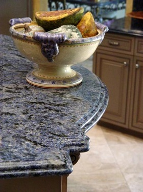 Azul Bahia Granite Countertops Seattle