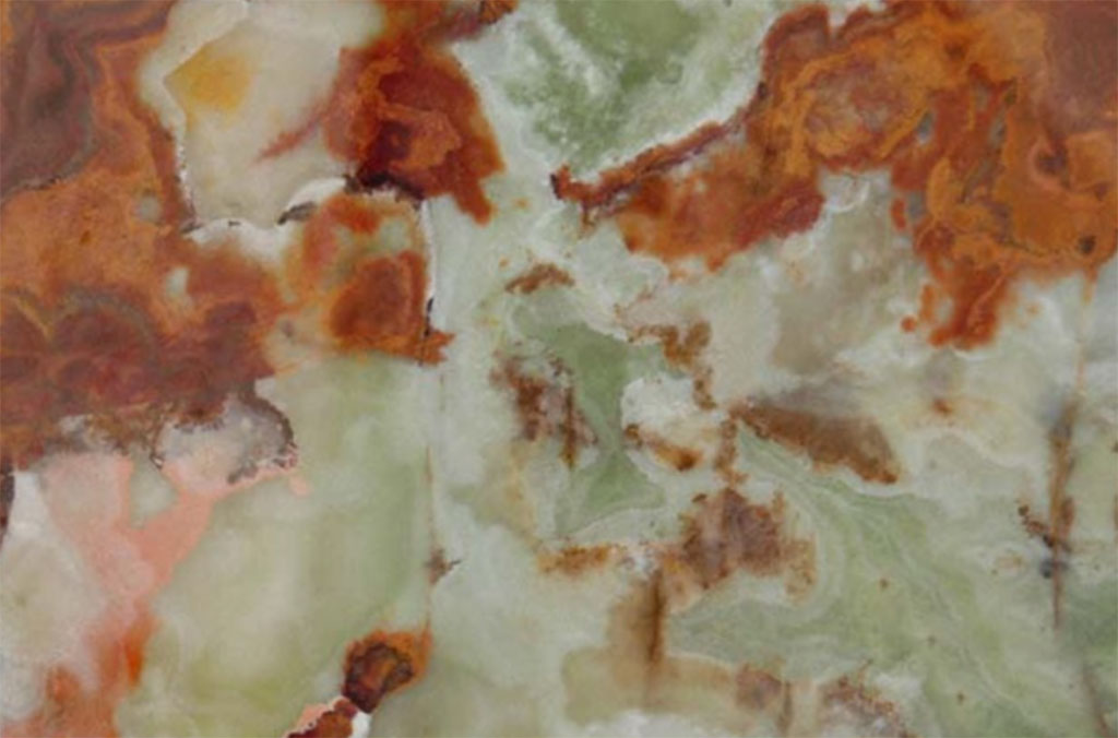 Onyx Slabs Seattle : Multi green gradient granite countertops seattle