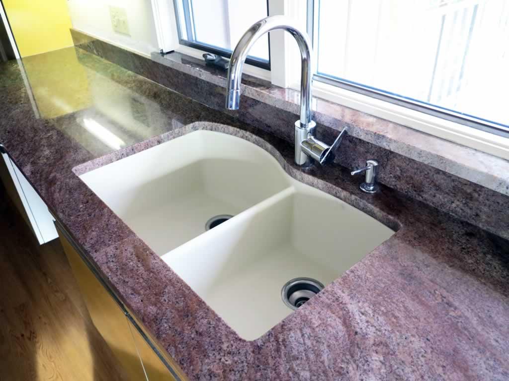Delicieux Granite Countertop Kitchen Des Moines Wa