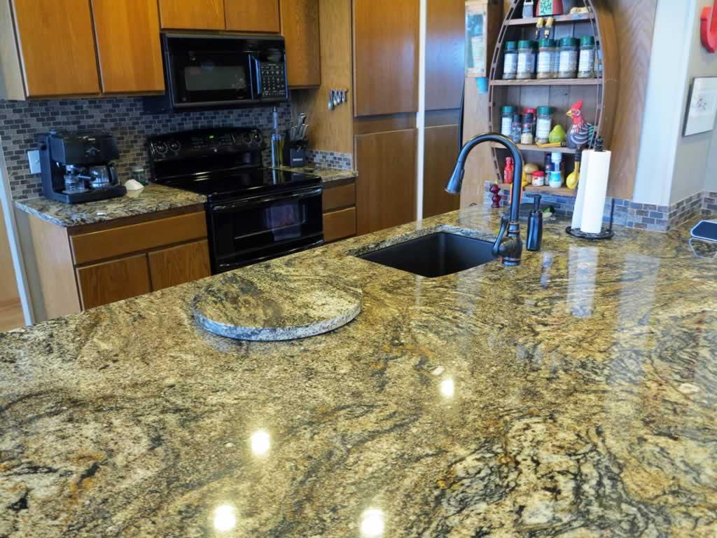 Granite Countertop Kitchen Seattle Wa 4 Granite