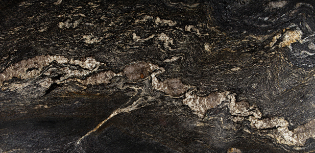 Black Cosmic Granite Countertops Seattle