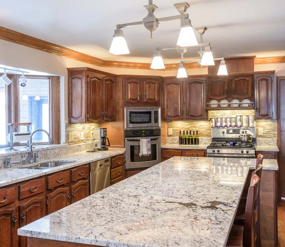 Kitchen Cabinets In Seattle: Granite Countertops Seattle