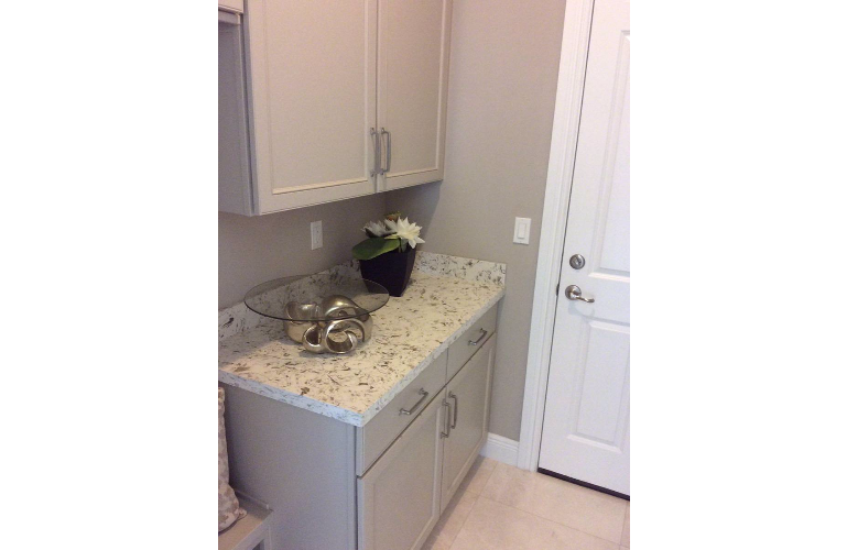 Montclair White Granite Countertops Seattle