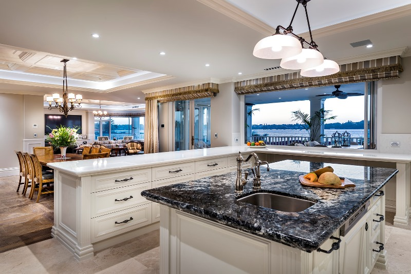 Mari Blue Granite Countertops Seattle