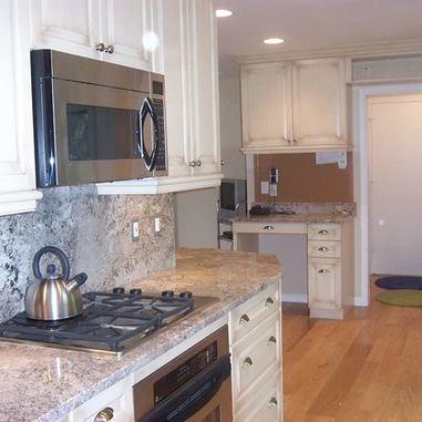 Polar Ice Granite Countertops Seattle