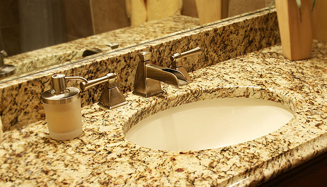 Santa Cecilia Granite Countertops Seattle