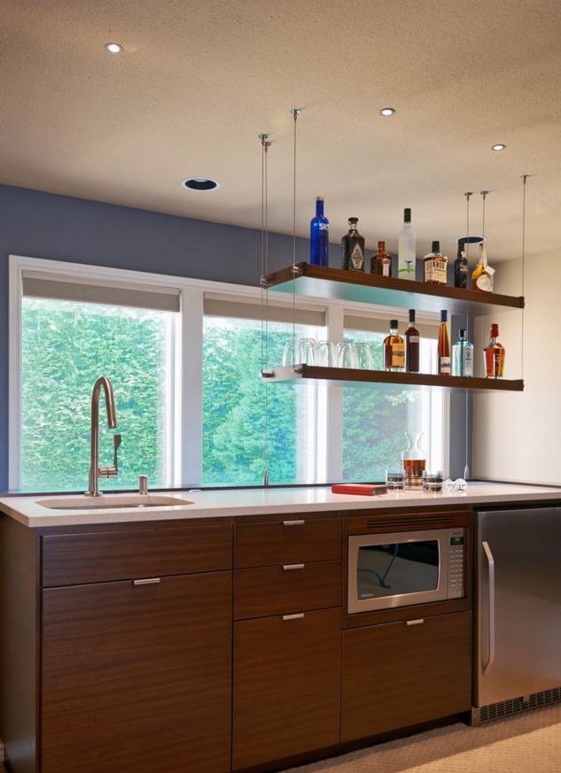 Sparkling White Granite Countertops Seattle