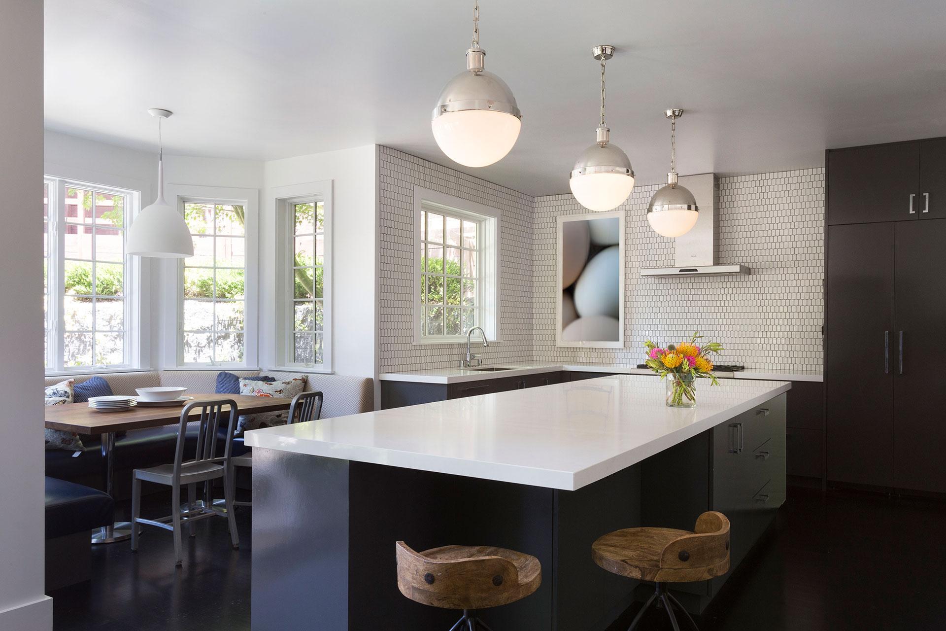 Super White Honed Install 3 Granite Countertops Seattle