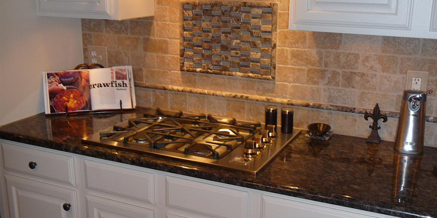 Tan Brown Granite Countertops Seattle