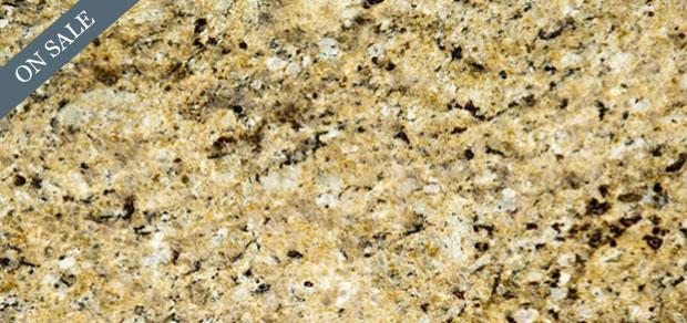 New Venetian Gold Granite Countertops Seattle