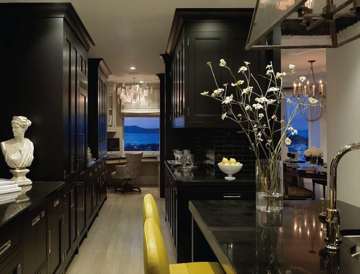 Auburn Wa Black Cabinet Kitchen Countertop Granite Marble Quartz