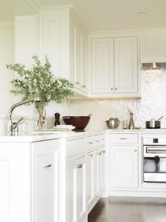 Belfair Wa White Cabinet Kitchen Granite Marble Quartz Countertop