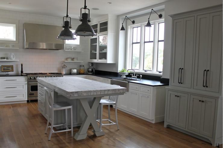Bethel Wa Two Tone Kitchen Countertop Granite Marble