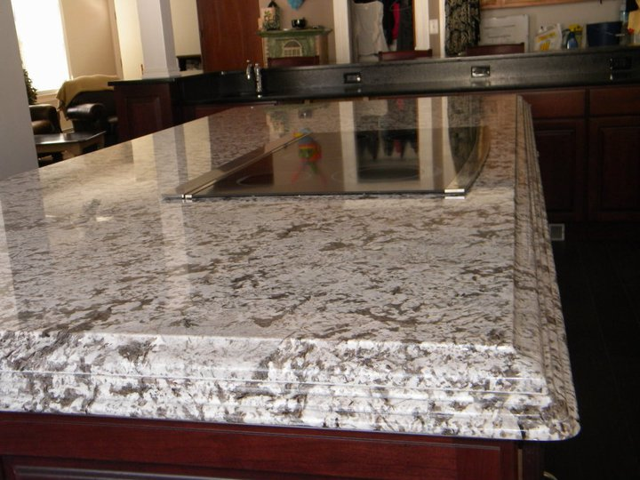 Bianco Antico Granite Countertops Seattle