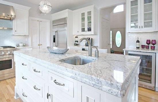 Bonney Lake Wa White Cabinet Kitchen