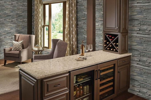 Chakra Beige Granite Countertops Seattle
