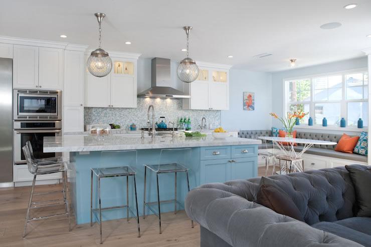 Federal Way Wa Two Tone Kitchen Countertop Granite Marble