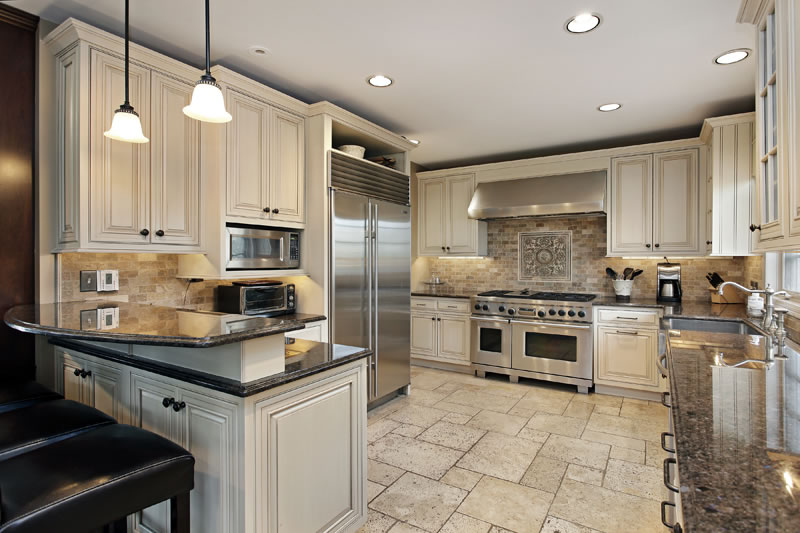 Kirkland Wa White Cabinet Kitchen Granite Marble Quartz Countertop