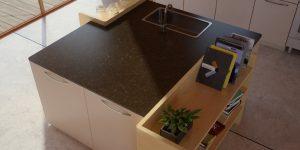 mocato_brown_quartz_kitchen