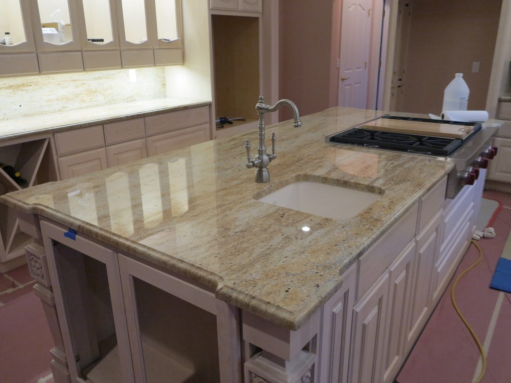 Moon Glow Granite Countertops Seattle