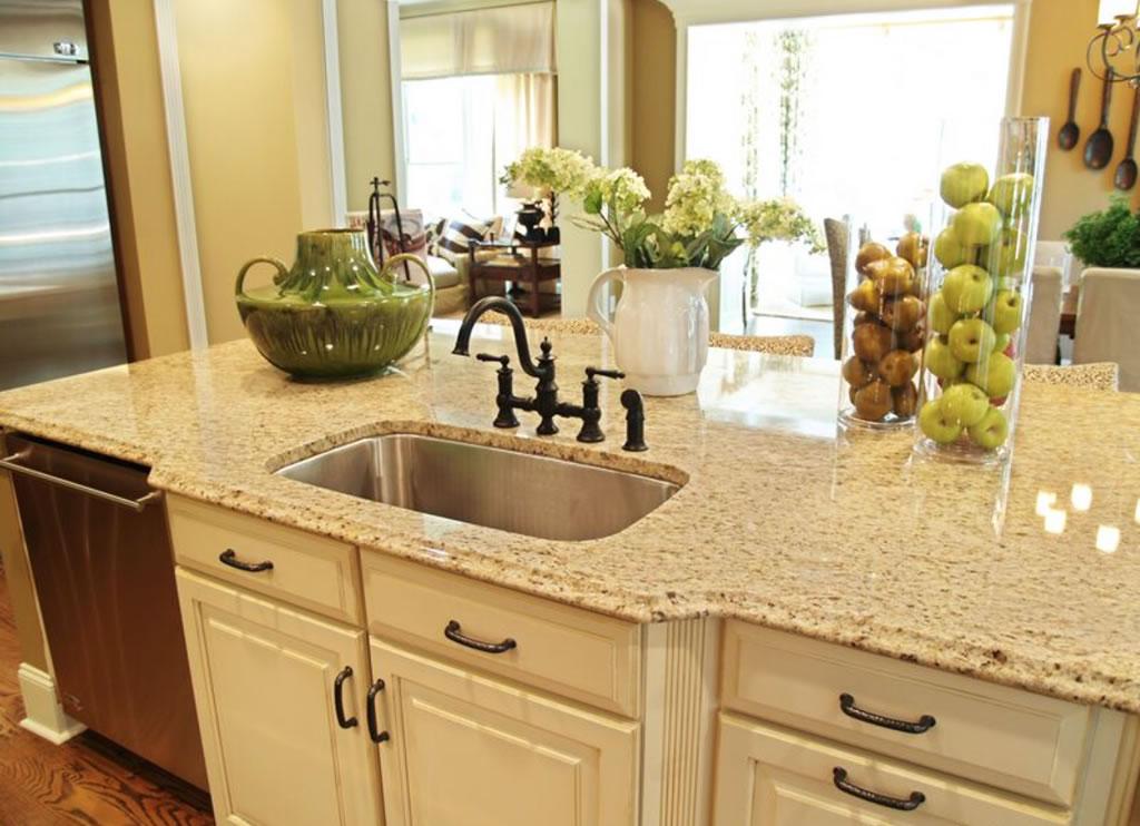 Olalla Wa White Cabinet Kitchen Granite Marble Quartz Countertop