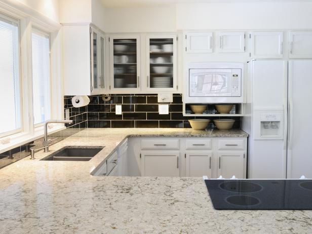 Silverdale Wa White Cabinet Kitchen Granite Marble Quartz Countertop
