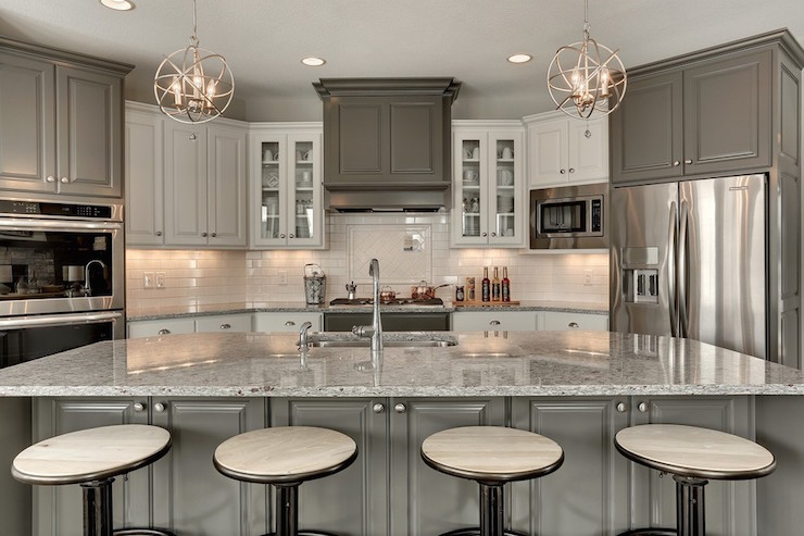 Swan White Granite Countertops Seattle