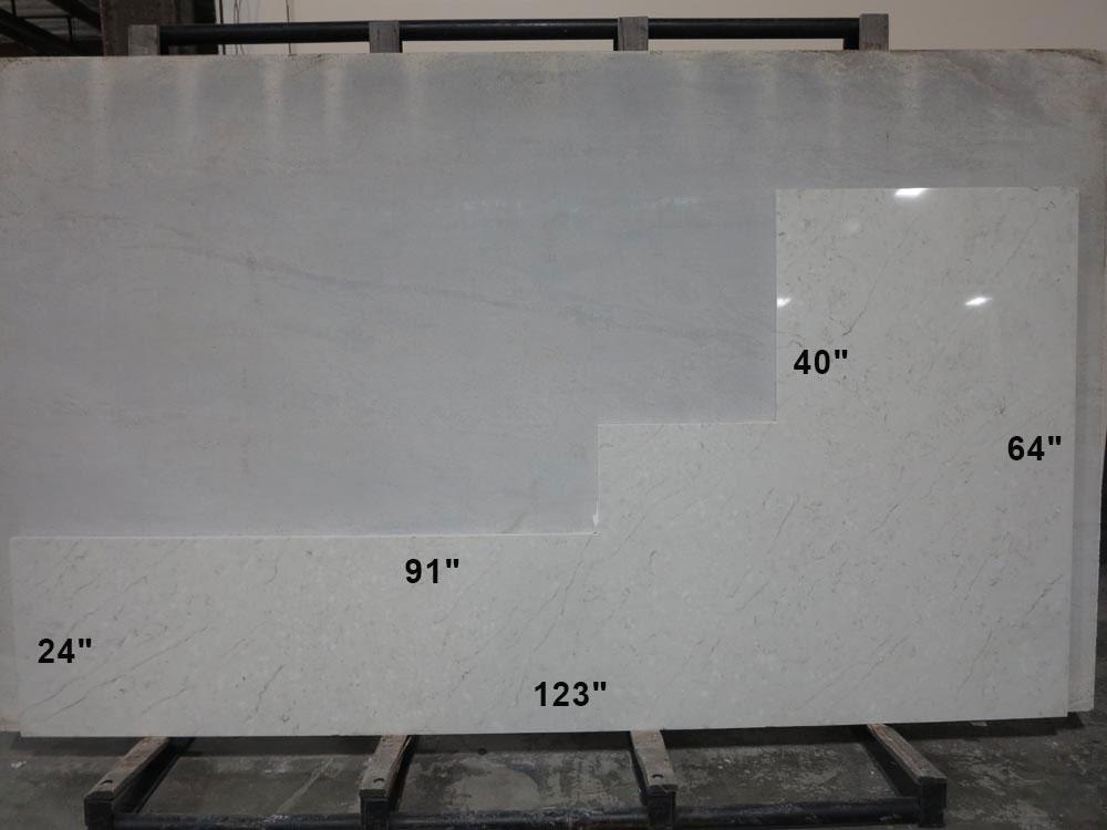 quartz remnants