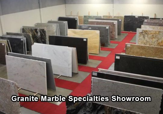 Granite Marble Specilaties Showroom Video