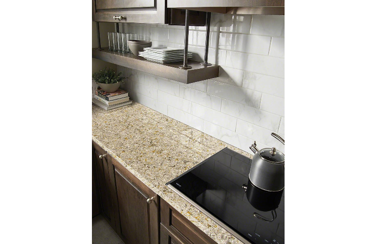 Chantilly Taupe Granite Countertops Seattle