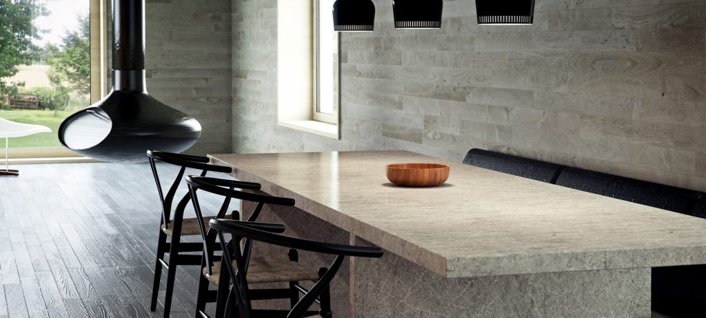 Symphony Grey 5133 Granite Countertops Seattle