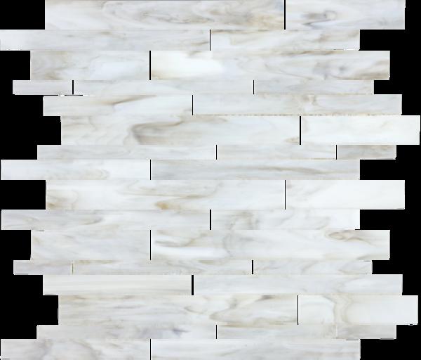 Vitra Art Stained Glass Calacatta Granite Countertops