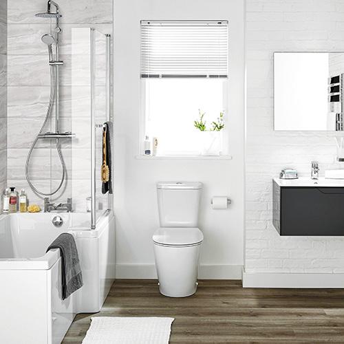 Description of bathroom