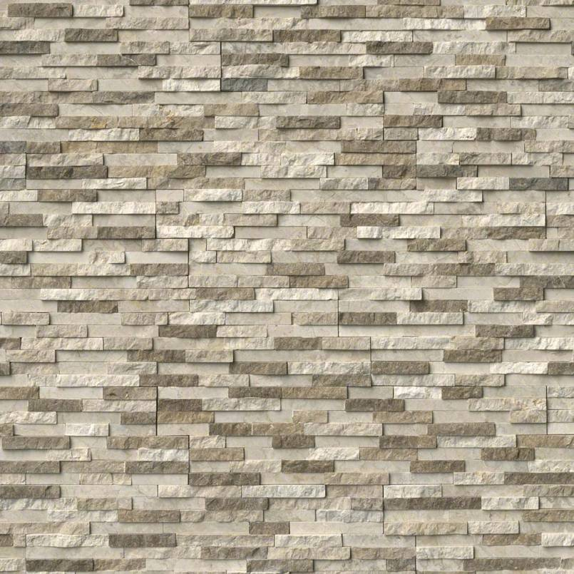 Colorado Canyon Pencil Rockmount Stacked Stone Panels